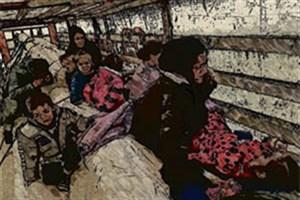 شناسایی محموله قاچاق انسان در مرز بازرگان