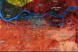 آزادی پنج روستای دیگر در حماه سوریه