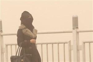 گرد و غبار مدارس 8 شهر خوزستان را تعطیل کرد