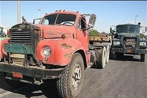 آمارهای متفاوت از سهم کامیون ها در آلودگی هوای پایتخت