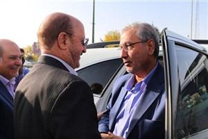 وزیر کار وارد استان قزوین شد