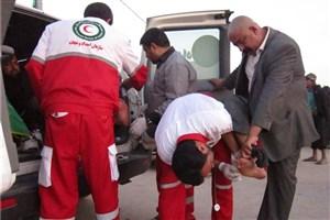 خدمات رسانی ۳۰ درمانگاه شبانه روزی هلال احمرزنجان در عراق