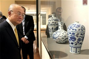 Director General of IAEA Visits Iran National Museum