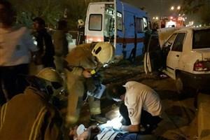 در تصادفات ۲۴ ساعت گذشته جاده ها چند نفر کشته و مجروح شدند ؟