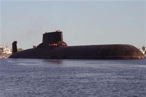 حمله موشکی زیردریایی های روسیه به داعش