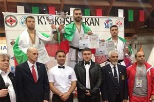 Isfahan IAU Student Ranks 3rd in Gomel Cup Belarus 2017