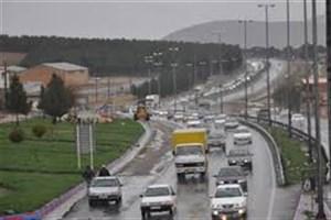 محدودیت های ترافیکی در محورهای مواصلاتی مازندران
