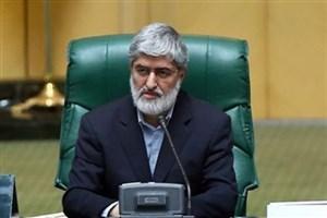 توصیه علی مطهری به دولت
