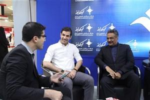 سنایی: نیازمند حمایت وزارت ورزش و اصحاب رسانه هستیم/ می خواهیم در اسکواش تاریخ سازی کنیم