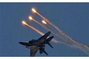 حمله هوایی اسراییل به منطقه ای در حمص سوریه