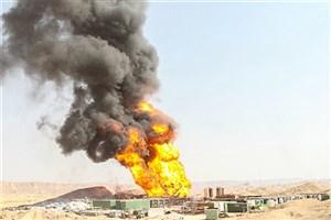 وزیر نفت: ۲ حلقه چاه برای مهار آتش چاه ۱۴۷ رگ سفید حفاری می شود