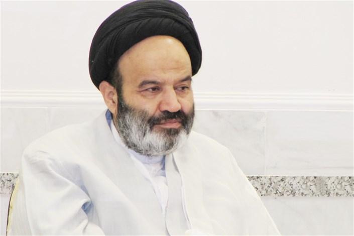 رئیس دانشگاه ادیان
