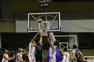 بسکتبال دانشگاه آزاد اسلامی میزبان شهرداری گرگان
