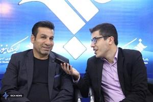 ستاره تیم ملی و  استقلال رئیس اداره ورزش شهرداری منطقه 10 شد