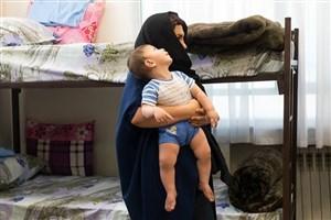 ۲۶ مادر و کودک  زیر 6 ماه در مرکز بهبود و بازتوانی خاوران تحت درمان هستند