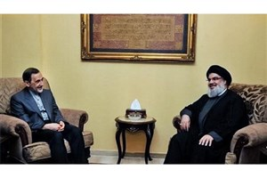 Dr. Velayati Holds Meeting with Lebanon Officials
