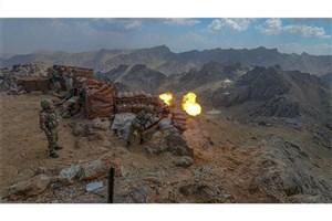 تلفات سنگین پ.ک.ک در شمال عراق و ترکیه