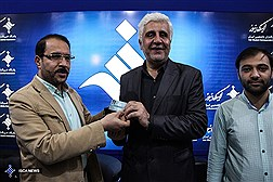 The Seventh Day of 23rd Tehran Press Exhibition / In Photos