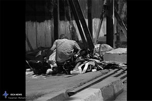 اسکان بیش از 400 بی خانمان شبهای یخ زده تهران در مددسرای منطقه 13/ جامانده ها از گرمخانه در اتوبوس های گرم بخوابند