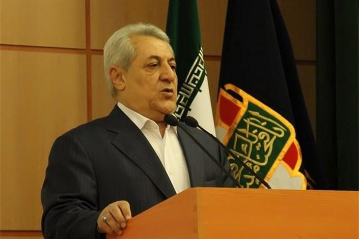 محمدناصر نیکبخت استاندار همدان