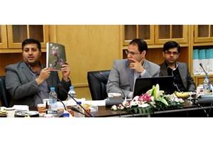 گردهمایی  رایزنان فرهنگی در بنیاد سعدی