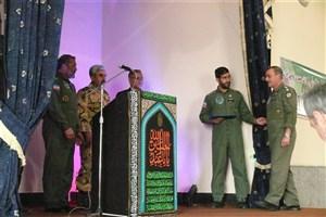 معرفی فرمانده جدید پایگاه هوانیروز آبیک نیروی زمینی ارتش