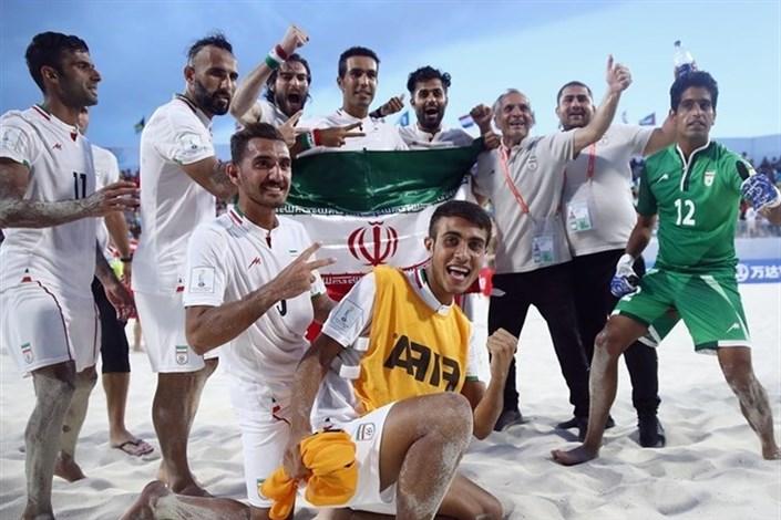 10 بازیکن به اردوی تیم ملی فوتبال ساحلی برای پرشین کاپ دعوت شدند