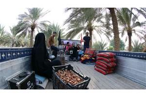 تولید نماهنگی برای قدرانی از خدام و موکبهای عراقی