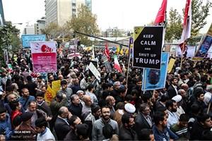 بازتاب گسترده روز شعار مرگ بر آمریکا در رسانههای خارجی