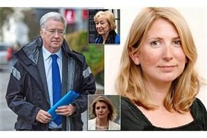 یک مورد جدید در پرونده آزار جنسی وزیر دفاع پیشین انگلستان