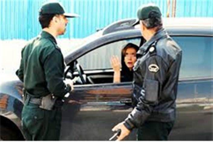 برخورد با بدحجابی در خودرو