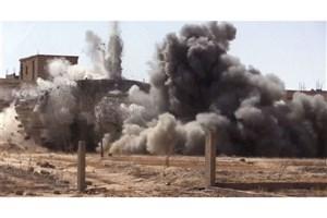 انفجار بمب داعش در اردوگاه پناهجویان دیرالزور