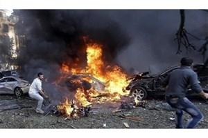 کشته شدن پنج نظامی یمنی در اثر انفجار ماشین