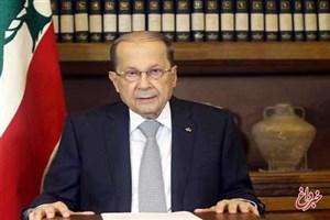 """""""عون"""" پیش از بازگشت حریری به لبنان استعفای او را نمی پذیرد"""
