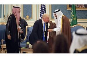 پیام تسلیت پادشاه عربستان به ترامپ در پی حادثه تگزاس