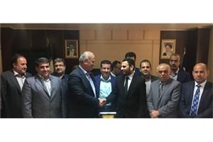 تسهیل فرآیند همکاری شرکت ملی حفاری در میادین نفتی جنوب عراق