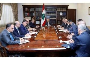نشست میشل عون با فرماندهان امنیتی لبنان
