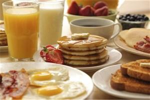 به خوردن صبحانه اهمیت بدهید