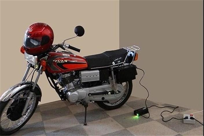 موتور سیکلت های برقی