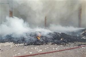 ورود دستگاه قضایی به پرونده آتش سوزی کارخانه اکریلتاب بهشهر