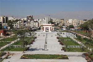 ساخت و بهره برداری  دومین باغ ایرانی  تهران در مرکز پایتخت/افزایش سرانه فضای سبز