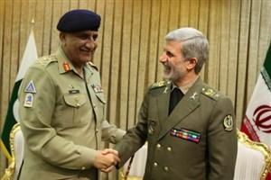 امنیت پاکستان را امنیت خودمان می دانیم/تاکید بر توسعه مناسبات