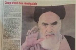 یک دانشجوی سنگالی  از رسومات عاشورا در ایران گفت