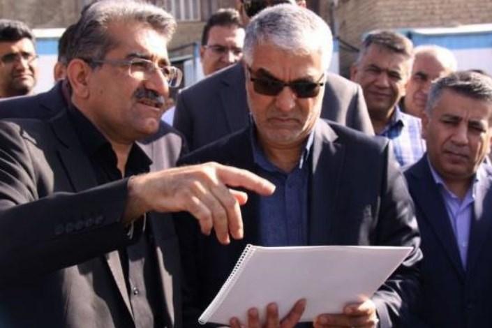 کدام طرح های تاریخی مورد توجه استاندار فارس است