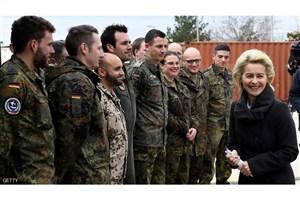 آلمان حضور نیروهایش در اقلیم کردستان را تمدید کرد