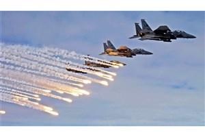 کاهش حملات هوایی علیه داعش توسط آمریکا