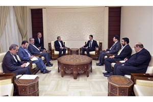 Bashar Assad Welcomes Establishing IAU Branch in Syria