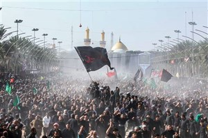 Iraq Holds Arbaeen, World Unity Axis Int'l Conference