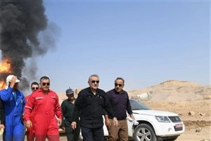 مدیر عامل شرکت ملی مناطق نفتخیز جنوب: به 30 متری آتش در رگ سفید رسیدیم