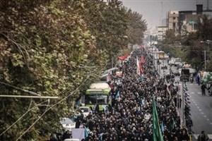 کاروان می رود و جا ماندم / اعلام مسیرهای پیاده روی جاماندگان کربلا در تهران
